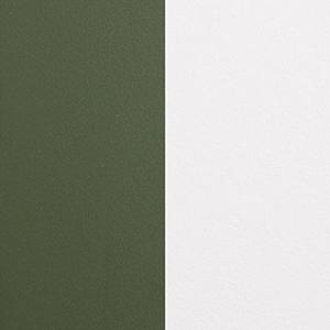 MOSS GREEN<br>×WHITE