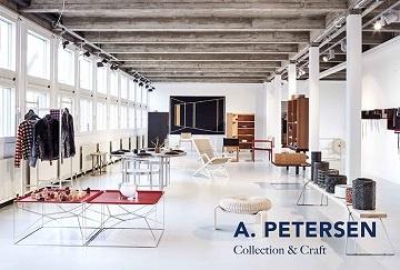 アクタス・新宿店にデンマークの先鋭的なセレクトショップA・PETARSEN HOUSEのコレクションが登場。