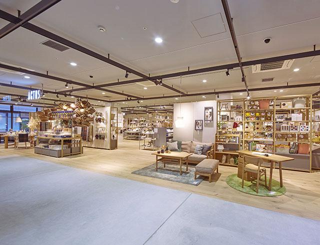アクタス・南町田グランベリーパーク店
