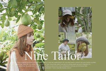 アクタス・横浜店でNine Tailor(ナインテーラー)のポップアップを開催!