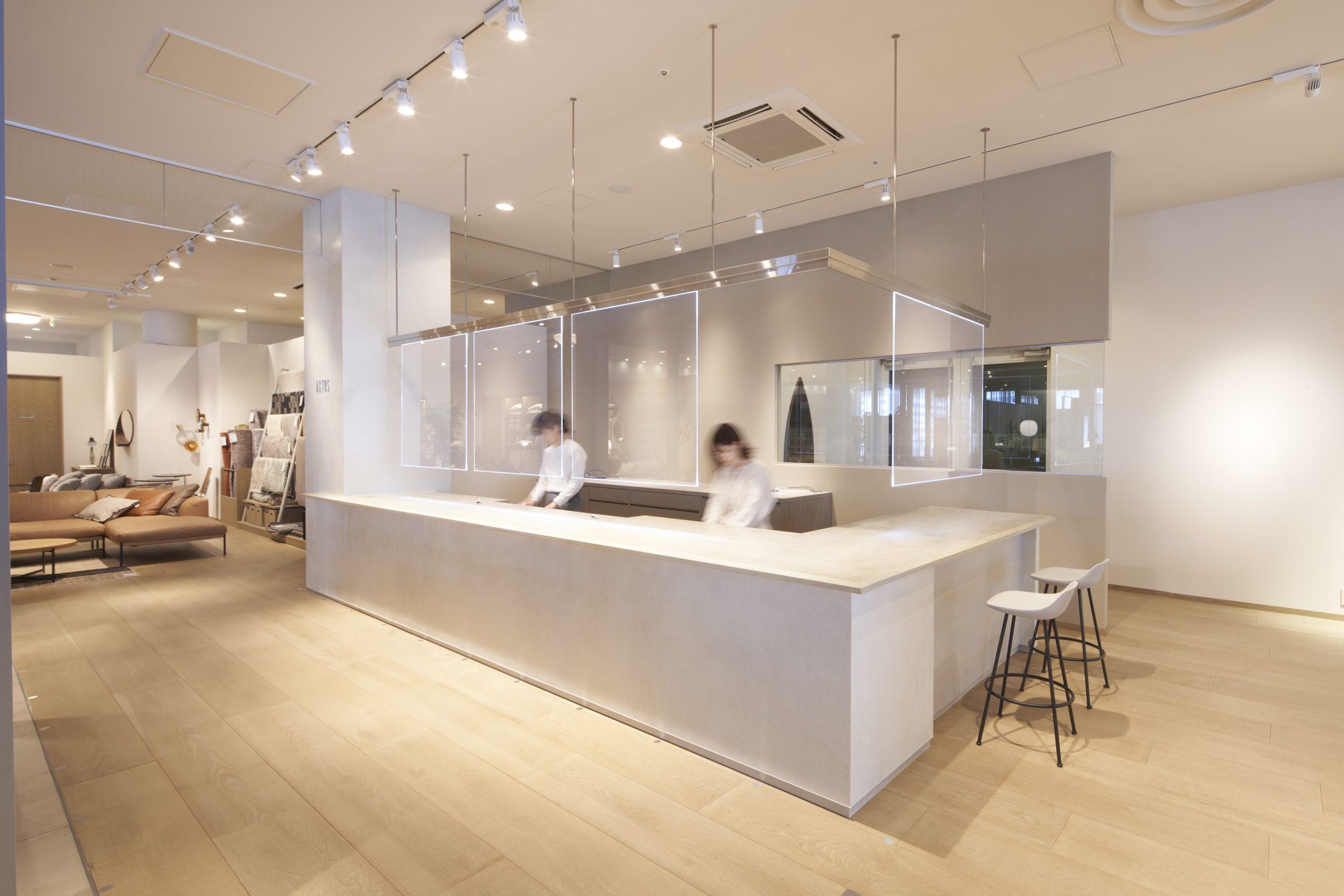 アクタス・横浜店