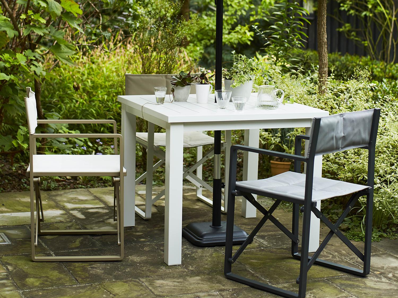 LUNA SQUARE TABLE