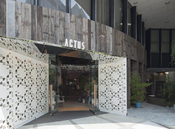 アクタス・青山店