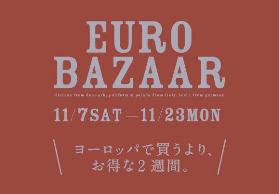 EURO BAZAAR