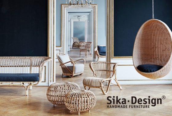 デンマークの老舗籐家具ブランド「sika・design(シカ・デザイン)」